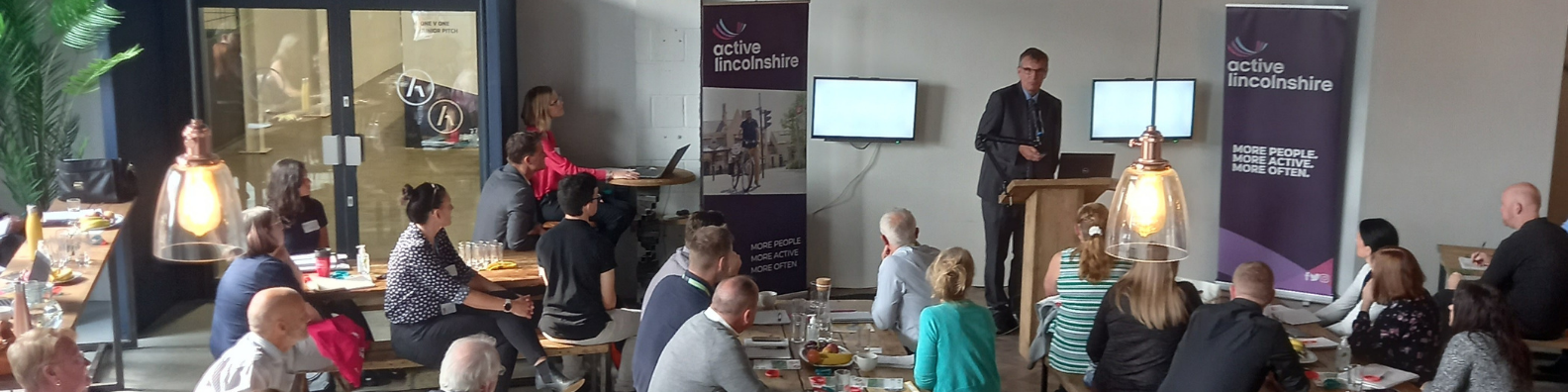 'Uniting the Movement in Lincolnshire'