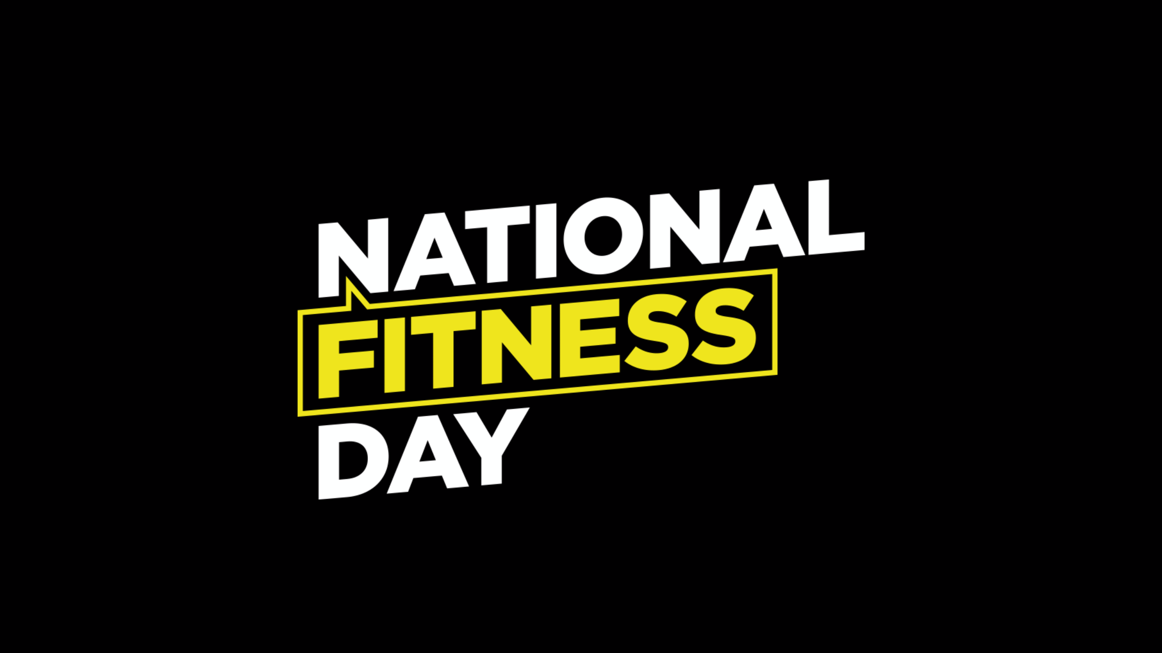 National Fitness Day 2021